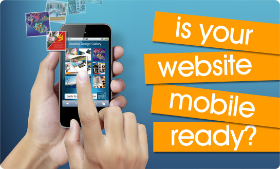 mobile freindly website designer in delhi